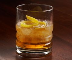 The Sazerac by Fine Cooking