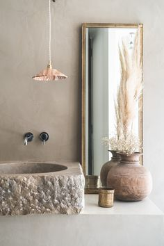 Enamoura x Franca | MilK decoration Suspension Metal, Decoration, Oversized Mirror, Furniture, Milk, Home Decor, Bathrooms, Inspire, Interiors