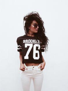 Finíssimas Fashion: Look o dia    OUTFIT: BROOKLYN 76!