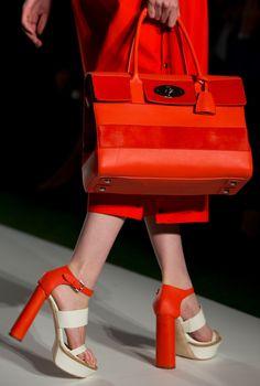 Mulberry Primavera 2014 Runway Bag Collection | Moda Moteado