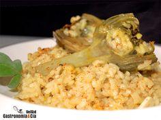 Doce recetas de temporada con alcachofas