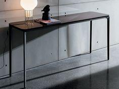 Consolle rettangolare SLIM 4 LEGS by SOVET ITALIA design Matthias Demacker