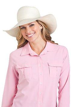c8da8fef2de Panama Sun Hat - Natural Sun Protective Clothing