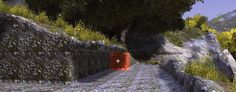 VoxelFarm Realtime is Minecraft in a gorgeously realistic procedurally generated world | News, Videos | PC Gamer