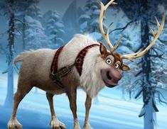 Sven... My inspiration for a running costume.