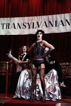 """""""Rocky Horror Picture Show, The"""" Patricia Quinn, Tim Curry, Richard O'brien 1975 / 20th"""