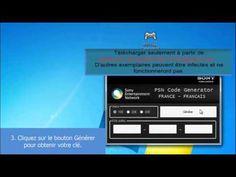 Gratuit - PSN Code Générateur - Français