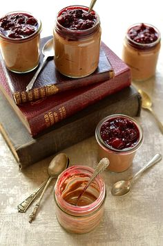 Light chocolate mousse made with 0% fat Greek yoghurt, delicious & chocolatey yet healthy