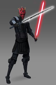 Sith Assassin Maul Opress - Clone Wars Season 7 by ENGELHA5T on deviantART