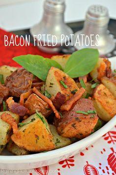 Bacon Fried Potatoes