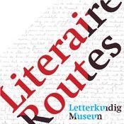 Literaire Routes is een app van het Letterkundig Museum met literaire wandelingen. Wandelaars worden langs locaties uit het leven van schrijvers en dichters en hun boeken gevoerd.