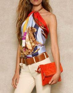 Ralph Lauren...Love the Colors