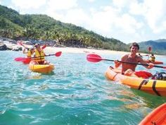 Adventure Tours Australia  kayaking'  #airnzsunshine