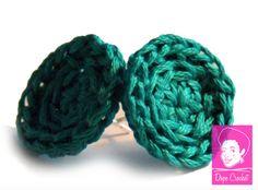 ELLE Crochet Stud Earrings