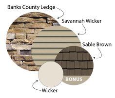 savannah wicker board and batten - Google Search
