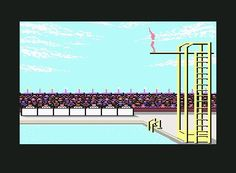 Commodore 64....Summer Games