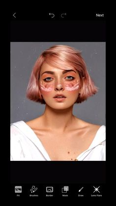 How to Give Yourself a Realistic Soft Girl Makeover on PicsArt Photography Lessons, Photography Editing, Creative Photography, Portrait Photography, Photography Tutorials, Creative Instagram Photo Ideas, Instagram Photo Editing, Girl Makeover, Photographie Portrait Inspiration