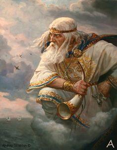 Andrey Shishkin. Stribog