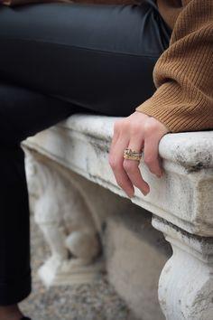 Schmuckstücke die uns noch lange begleiten werden Schmuck Design, Stacking Rings, Delicate, Bling, Jewelry, Thoughts, Jewel, Jewlery, Jewerly