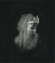 expressive drawing in graphite Dark Paintings, Observational Drawing, Dark Artwork, Etching Prints, Expressive Art, Black White Art, Creepy Art, Sketchbook Inspiration, Photo Projects