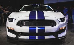 THIS IS IT: 2016 Ford Mustang Shelby GT350 Live and in the Metal!