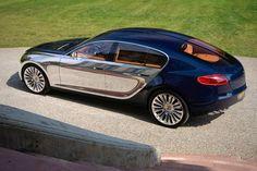 Bugatti Veyron Sedan