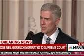 Gorsuch not a typical nihilist Trump nominee