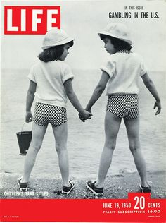 June 19, 1950: Children's Sand Styles