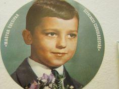 Étcsokoládés drazsé papírja (kerek műanyag átlátszó doboz) (70's) Retro Kids, Old School, History, Hungary, Budapest, Vintage, Historia, History Activities