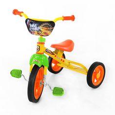 Детский трехколесный велосипед TILLY COMBI TRIKE BT-CT-0009 YELLOW  Цена: 815 UAH  Артикул: BT-CT-0009 YELLOW  Яркий, детский трехколесный велосипед TILLY COMBI TRIKE BT-CT-0009 подойдет для деток от двух лет. Прочная стальная рама, колеса с резиновым покрытием - идеальный вариант для маленьких гонщиков. Сиденье и руль регулируется.  https://prokids.pro/catalog/detskiy_transport/trekhkolesnye_velosipedy/ в интернет магазине ПроКидс крайне просто и надёжно. Доставляем быстро и бесплатно…