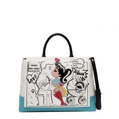 Borsa Braccialini manico e tracolla Miss Tua B10321 - Scalia Group #borse #braccialini #glamour #fashion