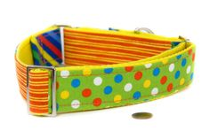 Martingale Polka Dot Martingale Striped Martingale by PuppyRiot