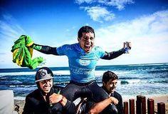@adrianodesouza, o Mineirinho, é o novo Campeão Mundial de Surfe 2015. Parabéns! #atitudeboaforma #boaformanews