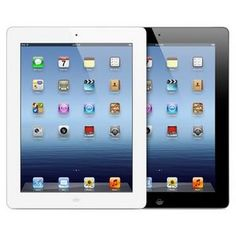 Apple iPad 3 with Wi-Fi. Repin If You Think This Is The Best Tablet.
