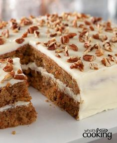Shortcut Carrot Cake #recipe