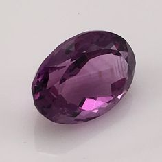Amazing Amethyst Gemstone from Brazil (7.3 ct) 16x12mm Oval Rated: 5 / 5 based on 5 customer reviews $120 In stock Product description: Violet blue Amethyst from the famed gem fields of Minas Gerais i