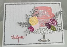 Image result for cake soiree stampin up