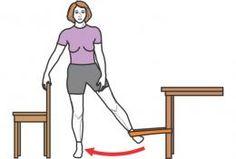 Muscler ses adducteurs avec élastique 1