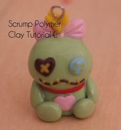 Baby Scrump Tutorial ♛ ; Polymer Clay Marathon {4} !
