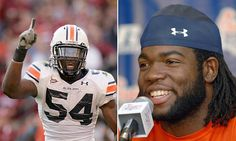 Former NFL linebacker and Auburn star Quentin Groves dies aged 32