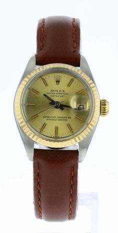 Rolex DateJust 26mm Ladies #Rolex #Casual Rolex Watches For Sale, Ebay Watches, Polished Casual, Rolex Datejust, Stainless Steel Case, Men, Accessories, Jewelry, Jewlery