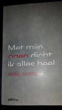 Boek 2 Een aanrader. Gedichten van Merel Morre