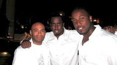 July 4, 2009 Beverly Hills Diddy White Party