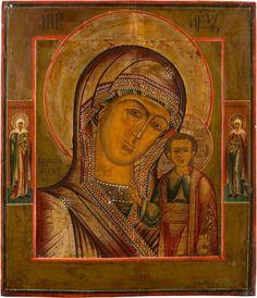 Virgen de Kazan