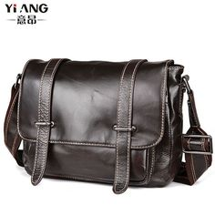 2018 New Men Vintage Genuine Leather Cowhide High Quality Handbag Briefcase Business Laptop Bag Messenger Bag handbags. Yesterday's price: US $44.89 (36.70 EUR). Today's price: US $32.32 (26.41 EUR). Discount: 28%.