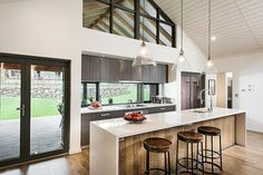 kitchen, Marri View by The Rural Building Company 5