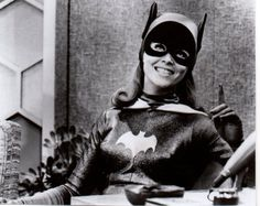 The Bat Channel!: Rare Yvonne Craig as Batgirl pictures