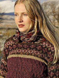 Ness from Rowan Knitting and Crochet Magazine No. 56 (ZM56) features handknitting and crochet designs. 3 Stories are featured: WILDERNESS - CRAFTWORK and ESSENTIALS ... | English Yarns