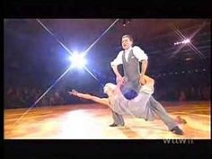 """Andre & Natalie Paramonov's Rumba Showdance.  This is one of my all time favorite show dances.  The music is """"Falling Leaves"""" by Eva Cassidy."""