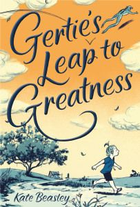 Gertie and her mission to be the greatest 5th grader in the universe!!
